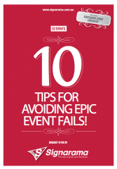 10 tips avoid epic fails