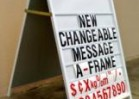 4 Changeable A-Frame