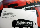 Aranyani Business Cards