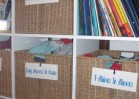 Kids Room Organising Signs