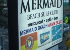 Lightgox Cut out letter - Mermaid SLSC
