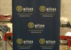 Retractable Banner Wilson