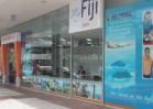 Shop Front Digital Windows - The Holiday Centre