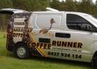 Van Digital and Vinyl Graphics - Coffee Runner