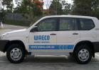 Vehicle 4WD - Waeco