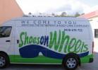 Vehicle van - Shoe(1)